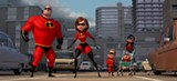 "PHOTO COURTESY WALT DISNEY STUDIOS AND PIXAR ANIMATION - A scene from ""Incredibles 2."""