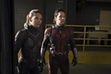"PHOTO COURTESY MARVEL STUDIOS - Evangeline Lilly and Paul Rudd in ""Ant-Man and the Wasp."""