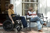 "PHOTO COURTESY AMAZON STUDIOS - Joaquin Phoenix and Jonah Hill in ""Don't Worry, He Won't Get Far on Foot."""