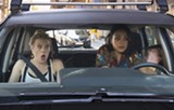 """PHOTO COURTESY LIONSGATE ENTERTAINMENT - Kate McKinnon and Mila Kunis in - """"The Spy Who Dumped Me."""""""