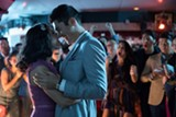 "PHOTO COURTESY WARNER BROS - Constance Wu and Henry Golding in ""Crazy Rich - Asians."""