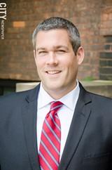 FILE PHOTO - County Clerk Adam Bello: A Democrat in a high-profile county position.