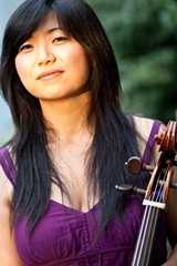 PHOTO PROVIDED - Cellist Beiliang Zhu has made her name as a keen interpreter of Baroque music.