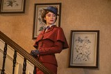 "PHOTO COURTESY WALT DISNEY PICTURES - Practically perfect in every way: Emily Blunt in ""Mary Poppins Returns."""