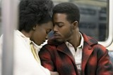 "PHOTO COURESY ANNAPURNA PICTURES - KiKi Layne and Stephan James in Barry Jenkins' ""If Beale Street Could Talk."""