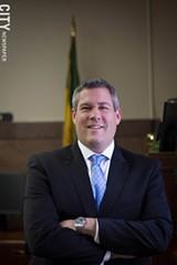 FILE PHOTO - County Clerk Adam Bello is seeking Democrats designation to run for county executive.