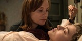 "PHOTO COURTESY FOCUS FEATURES - Isabelle Huppert and Chloë - Grace Moretz in ""Greta."""