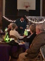 wine being served 2018 event - Uploaded by Kathi Horch
