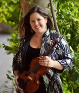 SCMR Artistic Director Juliana Athayde. - Uploaded by Society for Chamber Music in Rochester