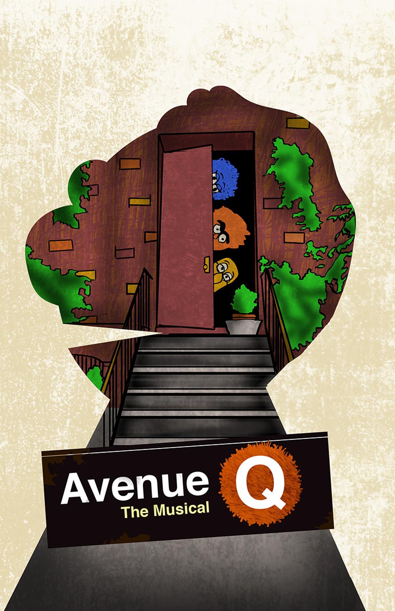 critique avenue q