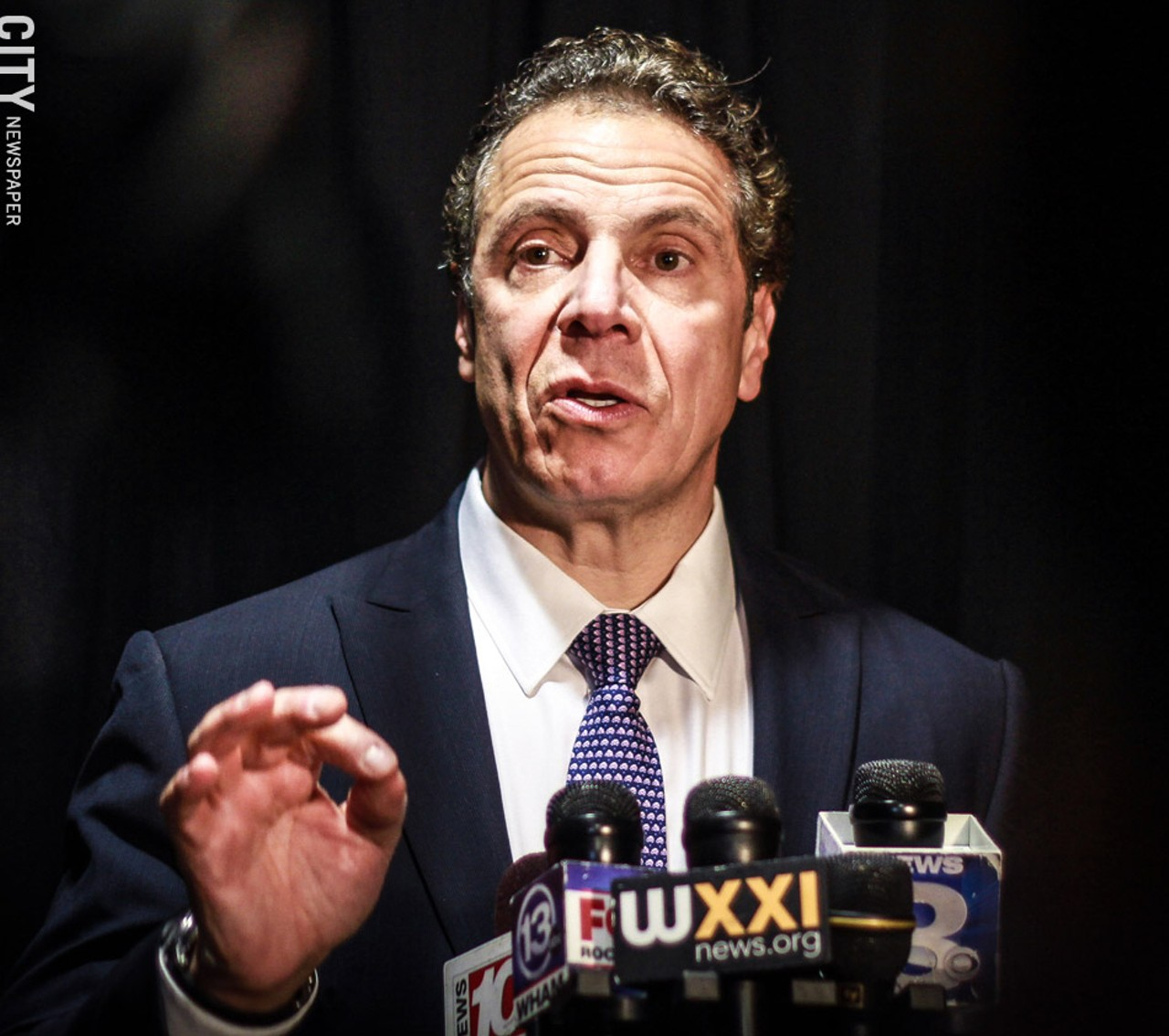 Cuomo proposes study on legalizing marijuana in $168B budget plan