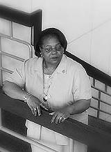 KURT BROWNNELL - Unionized paraprofessional Margie Brumfield.