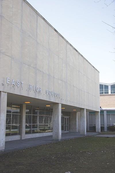 East High School. - FILE PHOTO.