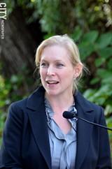 U.S. Senator Kirsten Gillibrand. - FILE PHOTO