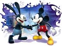 Video Game Review: Epic Mickey 2: The Power of Two