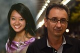 Vu Dang Minh Anh and Dariusz Terefenko
