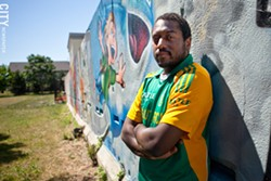 Wall Therapy founder Dr. Ian Wilson. - FILE PHOTO