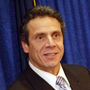 Governor Andrew Cuomo. - FILE PHOTO