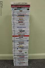 What does 6 years of Wii games look like? Something like this.