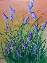 BY BOBBY PADILLA FOR ROC PAINT SIP - Wild Lavender
