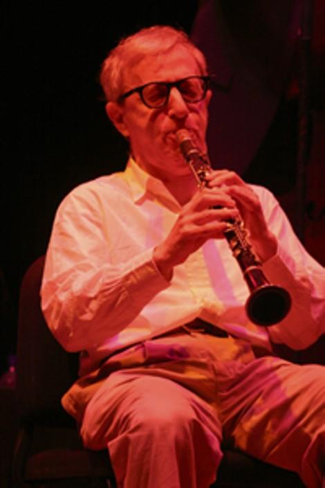 Woody Allen - FRANK DE BLASE