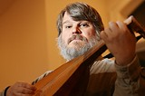 PHOTO BY GARY VENTURA - World-renowned lutenist performs Sunday at Nazareth College's Linehan Chapel.