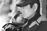 "SONY PICTURE CLASSICS - Yang Zhenbo and Takakura Ken in ""Riding Alone..."""