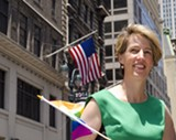 PHOTO COURTESY ZEPHYRFORGOV DIGITAL MEDIA (FLICKR.COM/PHOTOS/125232993@N03) - Zephyr Teachout says that the tax cuts backed by Governor Andrew Cuomo take money from schools, infrastructure, and local governments. Teachout is running in a Democratic primary for governor.