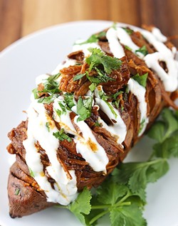 bbq-pork-stuffed-sweet-potatoes-4jpg