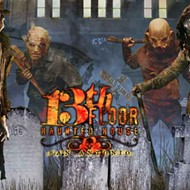 13th Floor Haunted House Auditions Start Today