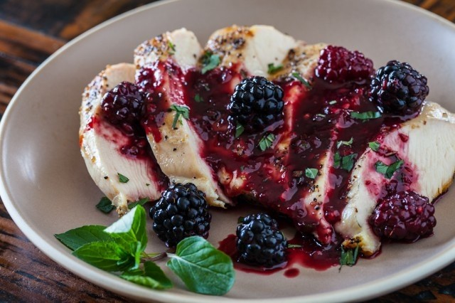blackberry-cognac-sweet-and-sour-chicken-recipe-9247jpg