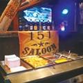 151 Saloon: Boot Scootin', Boozin' and Bar Snacks