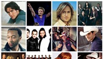 2015 SA Rodeo Music Lineup