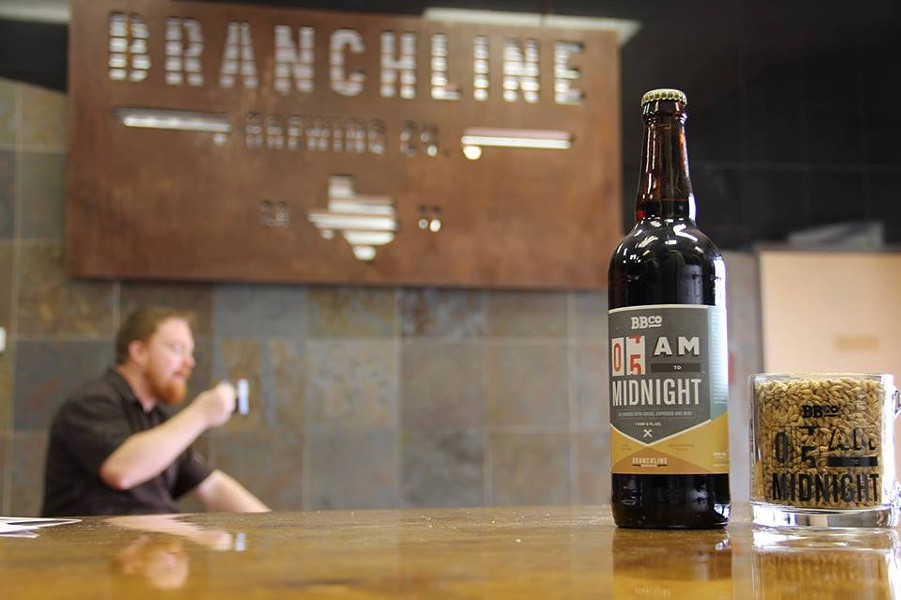 FACEBOOK / BRANCHLINE BREWING CO.