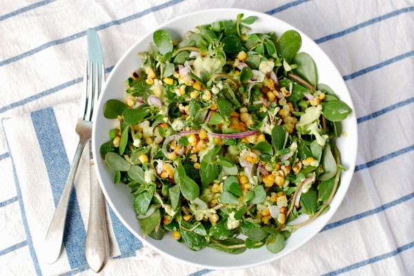 purslane-and-grilled-corn-salad-2jpg