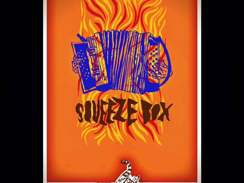 SQUEEZEBOX KICKSTARTER
