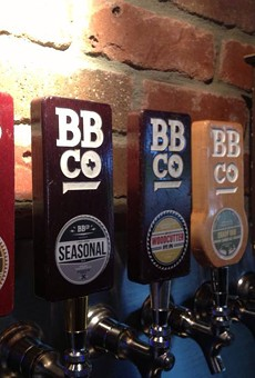 It's a tap takeover!