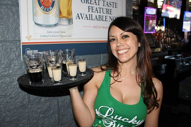 Irish Car Bombs at The Hangar - THE HANGAR/FACEBOOK