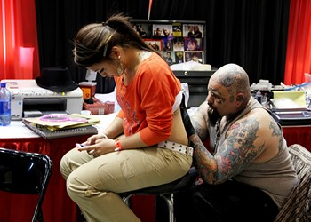 9th Annual Slinging Ink Tattoo Expo