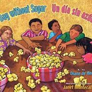 Sugar, spice, and gender coalesce in trio of bilingual kids' books