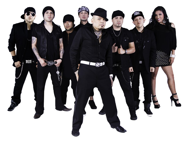 A.B. Quintanilla and the Los Kumbia King All Starz - COURTESY