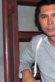 Actor Lou Diamond Phillips on 'Sanitarium,' conspiracy theories and the 25th anniversary of 'La Bamba'