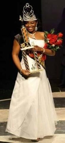 Aiesha Lyons (2014 MBSA Queen)