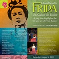 Alameda to showcase bilingual play 'Frida: Un Canto de Dolor'