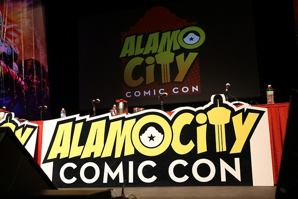 Alamo City Comic Con announced its dates for 2015 - LINDA ROMERO