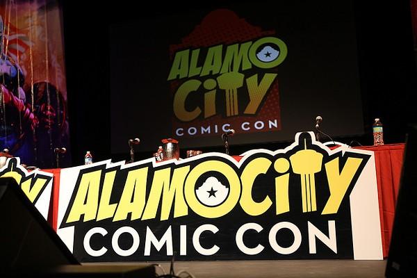 Alamo City Comic Con announced its dates for 2015 - LINDA ROMERO