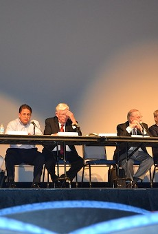 Alamo Colleges Board of Trustee candidates sound off on Chancellor Bruce Leslie's leadership style
