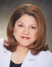 COURTESY PHOTO - Alamo Colleges trustee candidate Lorraine Pulido heads to a runoff in June