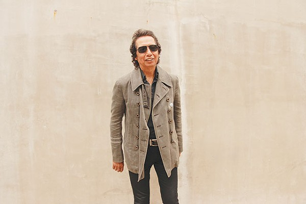 Alejandro Escovedo will be at Sam's on Friday. Make it comfortable for him. - COURTESY PHOTO