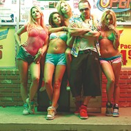 'Spring Breakers,' as brainy as a beer bong